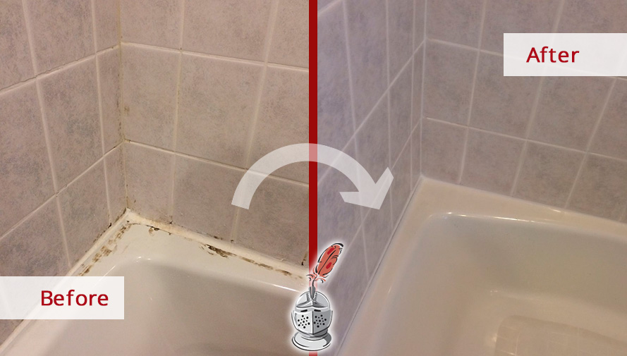 Thanks To Our Caulking Services In Norwalk CT This Shower Said - Bathtub caulking service