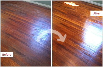 Sir Grout of Greater Fairfield County Wood Refinishing Sand Free