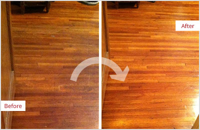 Sir Grout Of Greater Fairfield County Sandless Wood Refinishing ...