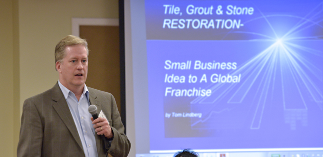 Picture of Tom Lindberg Owner of Sir Grout of Greater Fairfield County