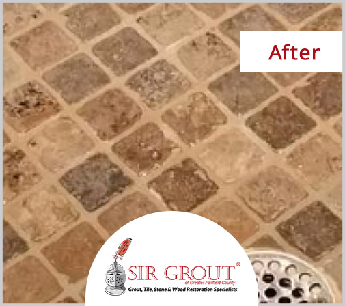 Grout Cleaning from Sir Grout Saves Thousands for Westport Customer
