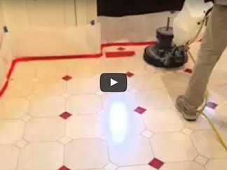 Stone Honing and Polishing Gives Stamford Homeowners a Brand New Floor – No Demolition Required!