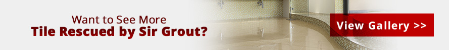 Picture of Grout Caulking, Tile and Grout Restoration Gallery