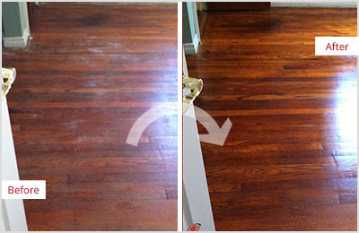 Sir Grout of Greater Fairfield County Deep Wood Cleaning